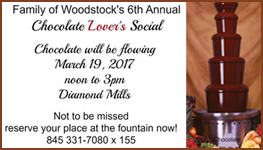 March 19, 2017 - Family of Woostock's Chocolate Lover's Social