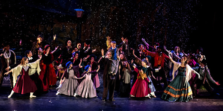 December 5-7, 2014 - Ulster Ballet's, A Christmas Carol at UPAC in Kingston, NY